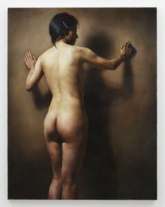 Naoto Kawahara, 'Nudo con matita', 2015