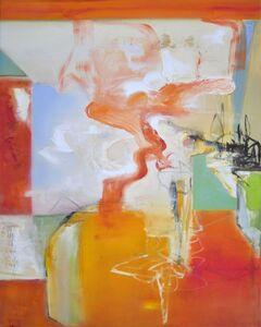 Anne B Schwartz, '333 Vesuvius Rising', 2018