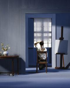 Clark & Pougnaud, 'Lost in meditation n°11', 2009