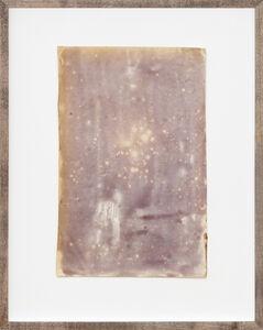Johan Österholm, 'Antique Sky (Sternpositionen)', 2018