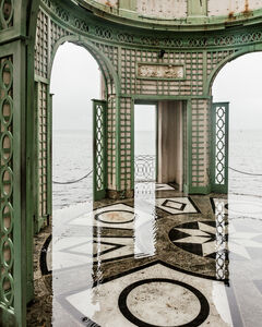 Anastasia Samoylova, 'The Tea Room Vizcaya', 2017