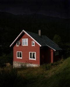 Juliane Eirich, 'Red House', 2014