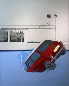 Anibal Vallejo, 'A big bigger splash', 2011
