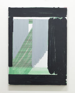 Hirofumi Toyama, 'void, oblique light', 2013
