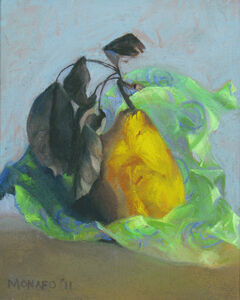 Janet Monafo, 'Aging Bartlett', 2011