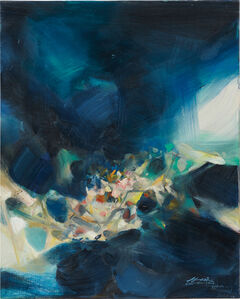 Chu Teh-Chun, 'Untitled', 2007