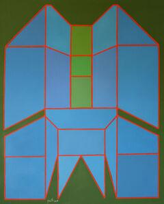 Achille Perilli, 'Il Respiro Profondo (The Deep Breath)', 2009