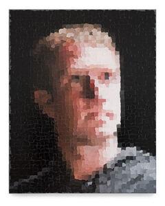 Sami Lukkarinen, 'Mark Zuckerberg', 2018