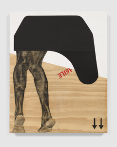 Serge Alain Nitegeka, 'Migrant: Studio Study III', 2020