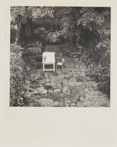 Shelagh Wakely, 'It is so green outside it is difficult to leave the window', 1974-1979