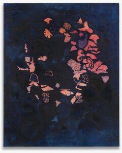 Shelagh Wakely, 'Le Rougissant', 1985