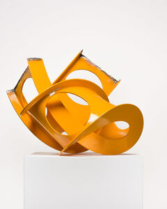 James Angus, 'Castellated I-beam Knot', 2014