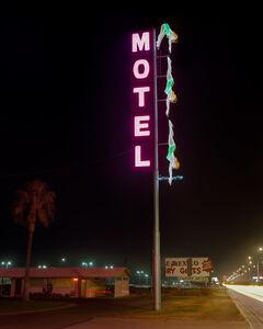 Steve Fitch, 'Starlight Motel, Mesa Arizona', 1980/2012