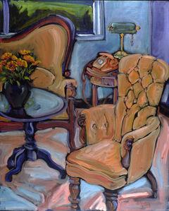 Jeffrey Hessing, 'Orange Phone', 1993
