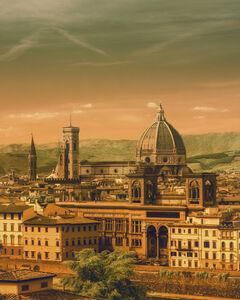 Erik Brede, 'Florence View Part 1', 2019