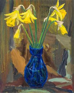 Nick Miller, 'Daffodils', 2014