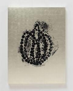 Jean-Michel Othoniel, 'Black Lotus', 2016