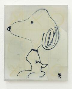 Riccardo Baruzzi, 'Snoopy e l´esistenzialismo', 2017