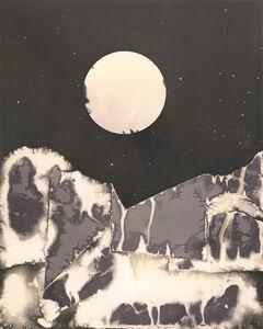 Claire A. Warden, '99 Moons No. 73', 2019