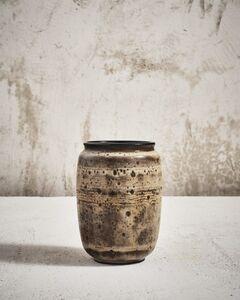 Émile Decoeur, 'Mocha Vase'