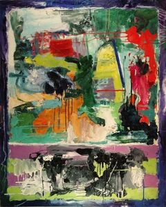Judith Goldsmith, 'Circo I', 2016