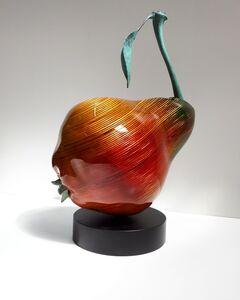 Serhiy Chepel, 'Pear', 2018