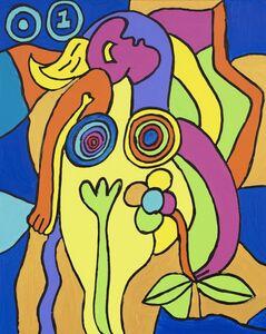 Leland Lee, 'My Flowers', 2014