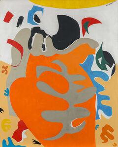 Beatrice Mandelman, 'Sea Shapes (#1)', ca. 1960