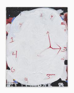 Suzanne McClelland, 'O'Clock 1:30 PM', 2020