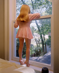 Angela Strassheim, 'Untitled (Savannah on Window)', 2003