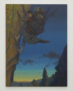 Atsushi Fukui, 'Go Down a Cliff', 2019
