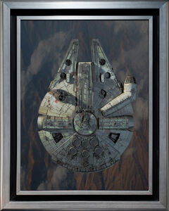 Dave Seeley, 'Star Wars: Milennium Falcon', 2018