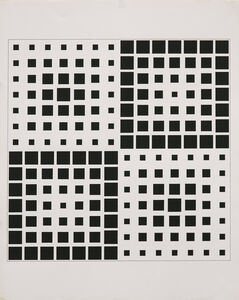 Ernst Benkert, 'Untitled (July 14)', 1967