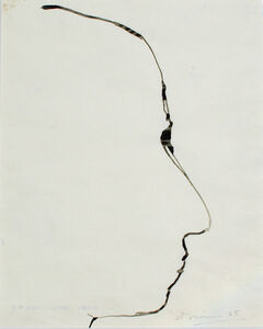 Nathan Joseph Roderick Oliveira, 'Model Sketch #3', 1965