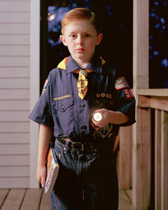 Angela Strassheim, 'Untitled (Boy Scout)', 2005