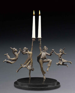 Zachary Oxman, 'Lighting the Way'