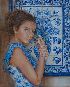 Daniela Werneck, 'Avoiding the Limelight', 2020