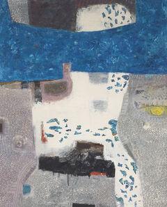 Kumi Sugaï, 'La Plage', 1956