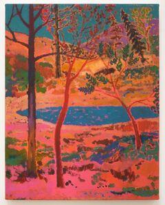 John McAllister, 'havens hued hurrah', 2019