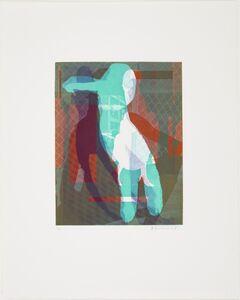 Angus Fairhurst, 'Unprinted 3', 2006