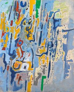 Caziel, 'WC765 - Composition XI/1965', 1965