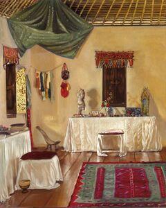 Anthony Christian, 'Ru Wang's Dressing Table', 1992