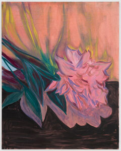 Jessica Williams, 'Peonies on Fire (after Manet)', 2017
