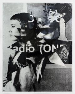 Adam Pendleton, 'Radio (One) #1', 2011