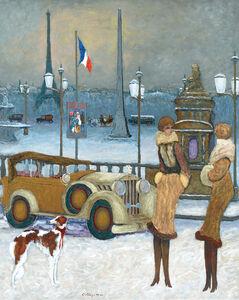 Ramon Dilley, 'Place Louis XV, Paris', 2008