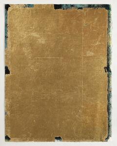 Antonello Viola, 'Oro Su Oriental Blu', 2017