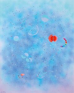 Seund Ja Rhee, 'Mon Auberge de Galaxies. Janvier. N˚:2.96', 1996