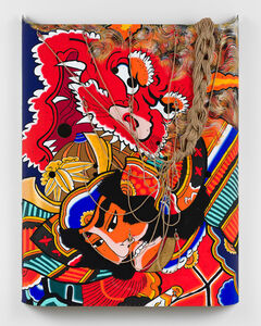 Sean Cordeiro & Claire Healy, 'Raiko & Shuten Douji', 2020