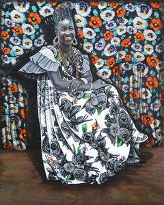 JP Mika, 'Bonzenga ya muasi (La beauté d'une femme)', 2017