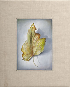 Manuel Cancel, 'Leaf #2'